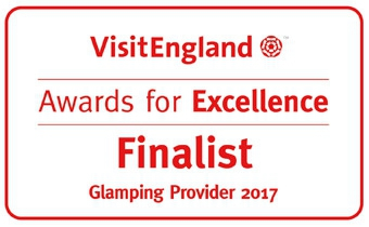 Finalist in VisitEngland's Awards for Excellence