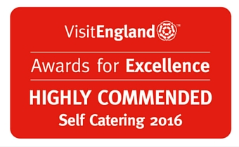 Third Year of Excellence for The Dandelion Hideaway!